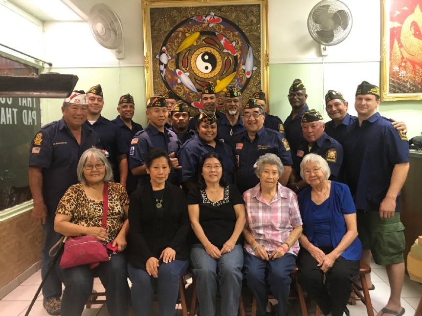 VFW Post and Auxiliary